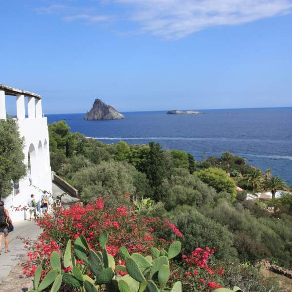 Panarea, a chic and friendly island