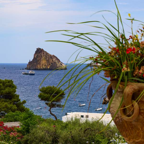 The Aeolian Islands, an archipelago of great beauty