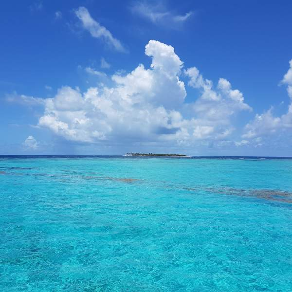 Discover the sublime Tobago Cays